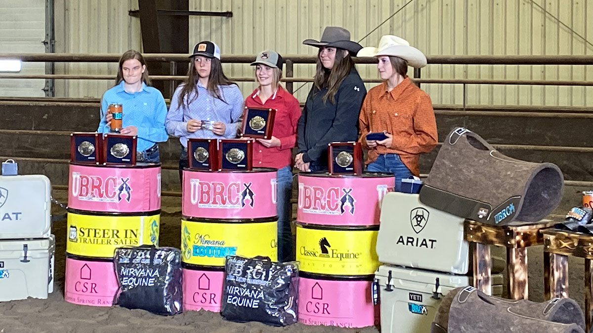 CRE Dedicated Riders have success at 2020 UBRC National Finals!