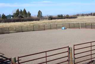 Bozeman Horse Riding Arena