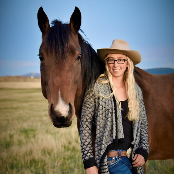 Brianna Willey Assistant Intructor Horse Lessons